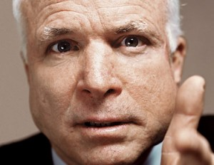 McCain in favor of abortion